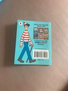 Wally book