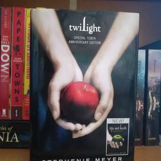 Twilight: Tenth Anniversary Edition