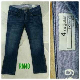 Preloved Gap Jeans