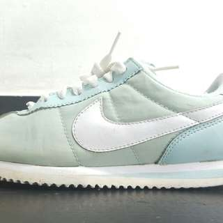 NAME YOUR PRICE | Preloved Nike Cortez (Pastel Blue)