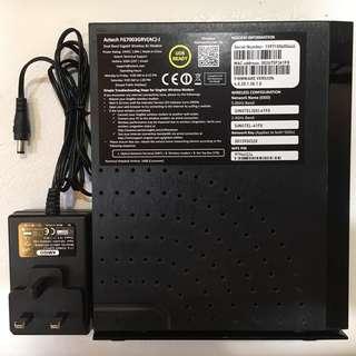 Aztech FG7003GRV(AC)-J Dual Band Gigabit Wireless AC Router