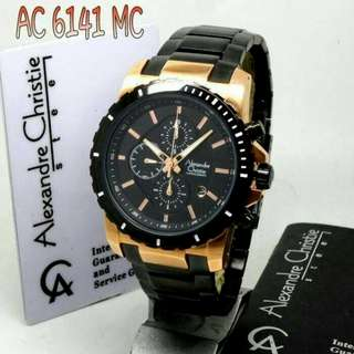 Alexandre ChristieAC 6141MC /AC 6141 MC Rose gold