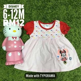 Disney Baby Dress