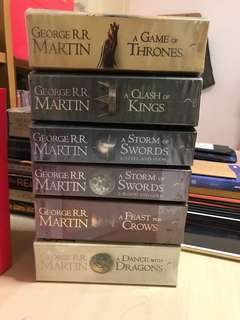 Game of Thrones Full Collection