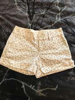 Cute shorts by Club Monaco