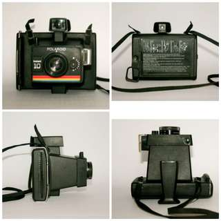 Vintage Polaroid 10 Land Camera