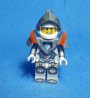 Lego Nexo Knight minifigure Lance