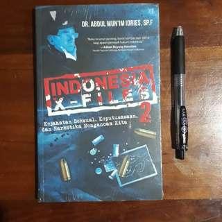 Buku Indonesia X-Files 2