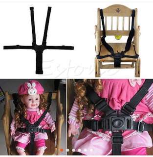Safety harness - 5 point safety