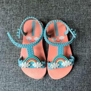 (1-2 years) Ipanema Rainbow Sandals