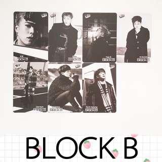 Block B YesCard