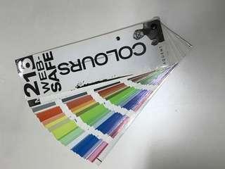 Aquent 216 Web-Safe Colour Guide