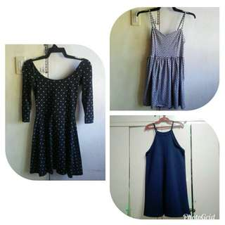 Bundle 3: Get this 3 dresses for 350