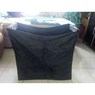 Ikea Laundry Bag Basket Baju Clothing Beg (Very Durable Solid) SKUBB stand