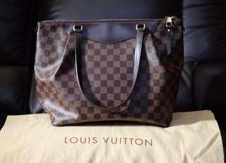 Louis Vuitton Westminster Damier Ebene GM (Authentic)
