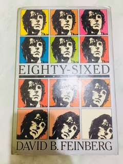 EIGHTY - SIXED - David B. Feinberg