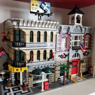 Lego 10211 (Lego 10197 已售)