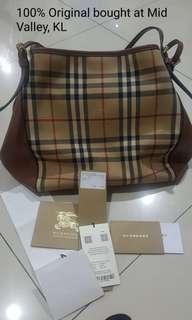 100% Original Burberry Bag