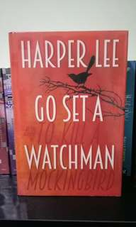 Go Set A Watchman (ENGLISH) by Harper Lee