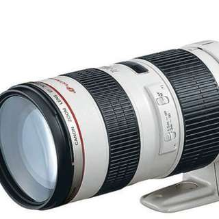 Canon Lenses and more