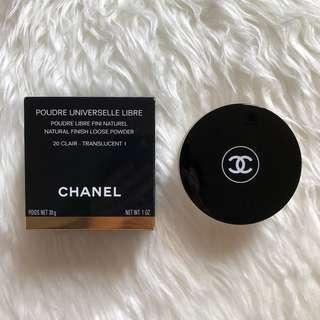 Chanel Poudre Universelle Libre - 20 Clair