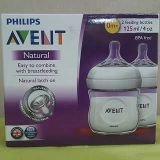 Avent Natural 125ml/4oz