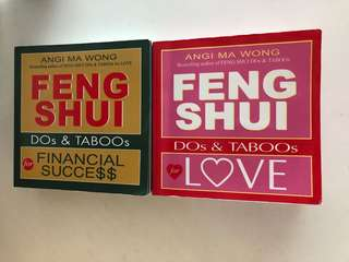 Feng Shui Love and Financial Success Book