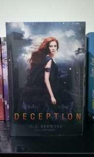 Deception (ENGLISH) by C.J. Redwine