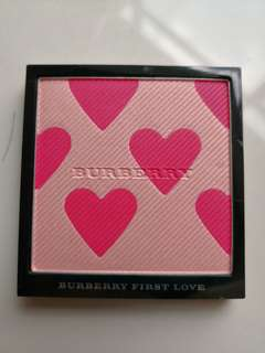 Burberry First Love Palette (tester)