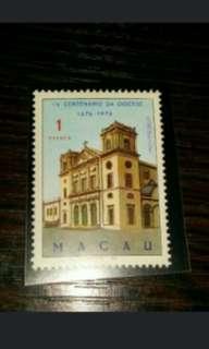 香澳郵票,英屬葡屬大全套