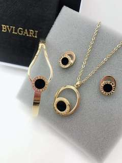 Bulgari 3in1 set