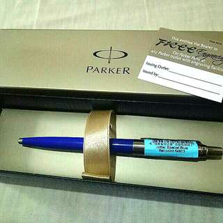 Parker Jotter with FREE Name Engraving