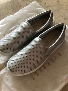 Silver Loafers (Everbest)