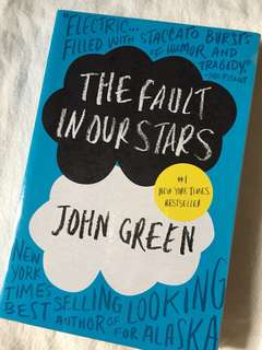 The Fault in Our Starts by John Green