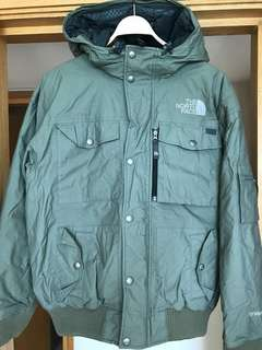 North Face Down Jacket 羽絨外套 Size M