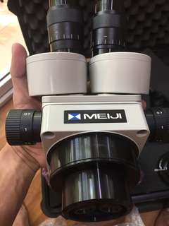Meiji Stereo Microscope - EMZ (Japan)