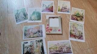 廈門 postcard