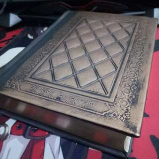Plain magical book