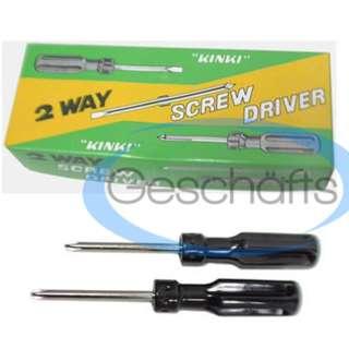 Kinki 2 Way Screwdriver (1 Dozen)