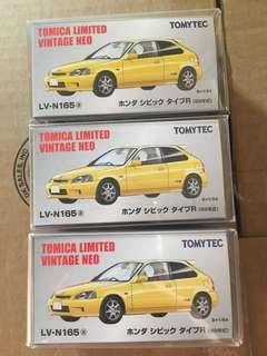 Tomytec LV-N165a Honda Civic Type R 歡迎查詢購買詳情
