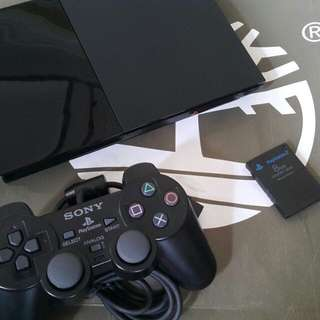 WTS Playstation 2 PS2 100% working