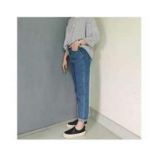 Bf jeans highwaist