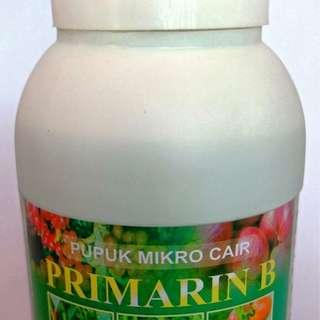 Pupuk mikro PRIMARIN B 250 ml