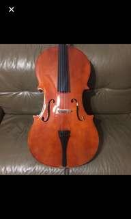Brand New 3/4 cello