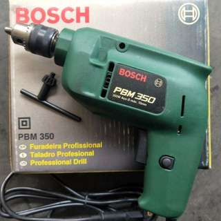 博世Bosch 電鑽 沖擊鑽 裝修工具 維修工程 適合木工金屬塑膠及石屎