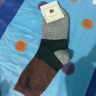 Unisex Authentic Coco and Hanna Socks