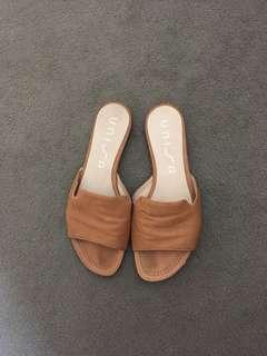 Unisa slide flats/ sandals