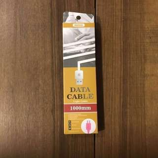 Remax Data Light Cable (Pink) for Android Phones #Easter20