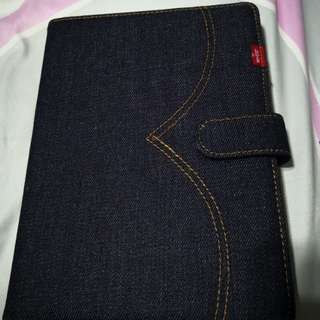 Levis Jean's cover note book