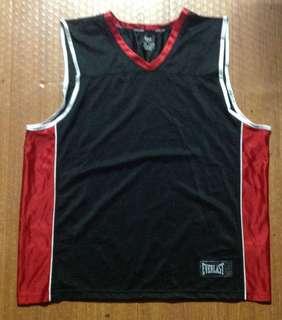 Everlast Basketball Jersey Authentic